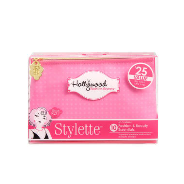 jcpenney.com | Hollywood Fashion Secrets Pink Stylette Sweet & Smart Kit