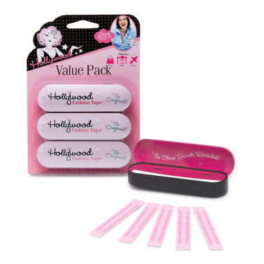 jcpenney.com | Hollywood Fashion Secrets Fashion Tape Tin Value Pack