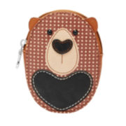 Relic® Takeaway Bear Zip Coin Purse