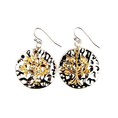 jcpenney.com | Arizona Tree of Wisdom Earrings