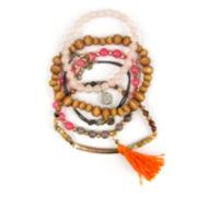 Arizona 5-pc. Multicolor Bracelet Set