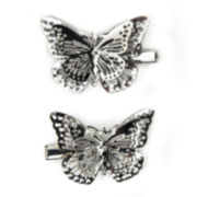 Carole Butterfly Hair Clips