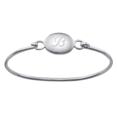 jcpenney.com | Personalized Kids Engraved Initial Bangle Bracelet