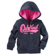 Oshkosh Cotton Hoodie - Toddler 2T-5T