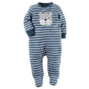 Carter's® Navy Dog Sleep & Play - Baby Boys newborn-24m