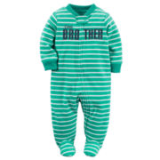 Carter's® Little Brother Microfleece Sleep-N-Play - Baby Boys newborn-24m