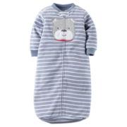 Carter's® Long-Sleeve Micro Sleepbag Sleepwear - Baby Boys one size fitsnewborn-9m