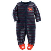 Carter's® Tiger Terry Sleep-N-Play - Baby Boys newborn-24m