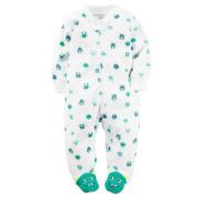 Carter's® Terry Monster Sleep-N-Play - Baby Boys newborn-24m