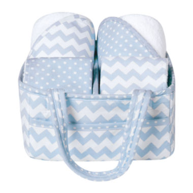 jcpenney.com | Trend Lab® Sky 5-pc. Baby Bath Gift Set