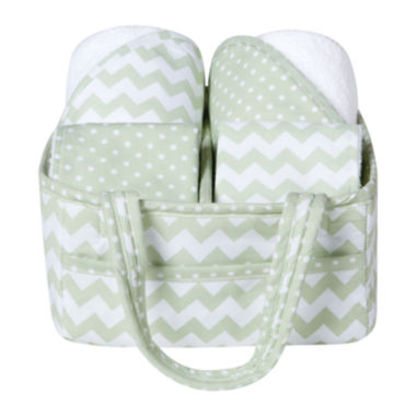 jcpenney.com | Trend Lab® Sea Foam 5-pc. Baby Bath Gift Set