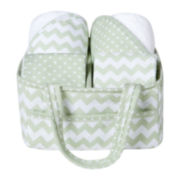 Trend Lab® Sea Foam 5-pc. Baby Bath Gift Set