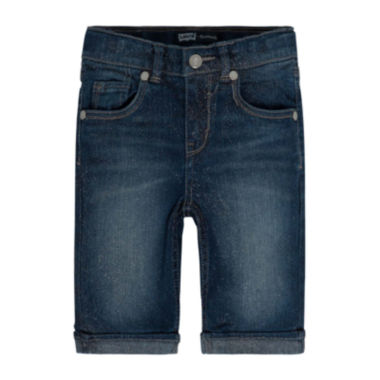 jcpenney.com | Levi's® Sweetie Bermuda Shorts - Toddler Girls 2t-4t