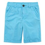 Arizona Poplin Chino Shorts - Preschool Boys 4-7
