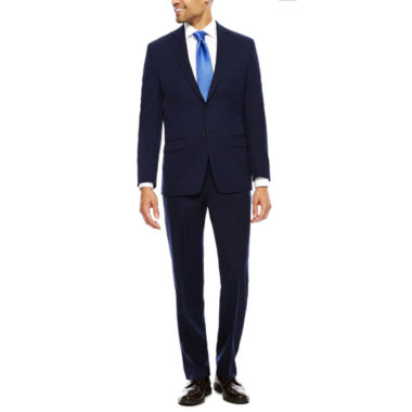 jcpenney.com | Collection by Michael Strahan Blue Stripe Suit- Classic