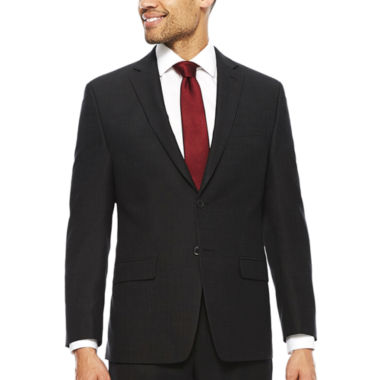 jcpenney.com | Collection by Michael Strahan Black Check Suit- Classic Fit
