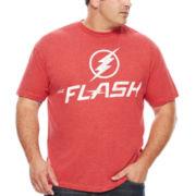 Bioworld® Short-Sleeve Flash Tee - Big & Tall