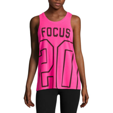 jcpenney.com | City Streets® Graphic Muscle Tank Top - Juniors