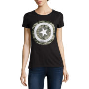 Marvel® Short-Sleeve Boyfriend Tee