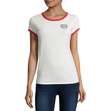 jcpenney.com | Arizona Short-Sleeve Ringer Promo Tee