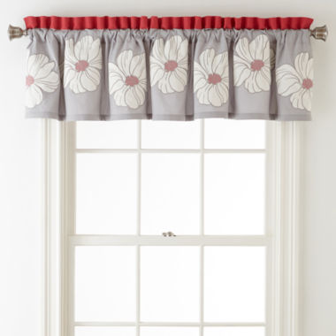 jcpenney.com | Home Expressions™ Julia Rod-Pocket Valance