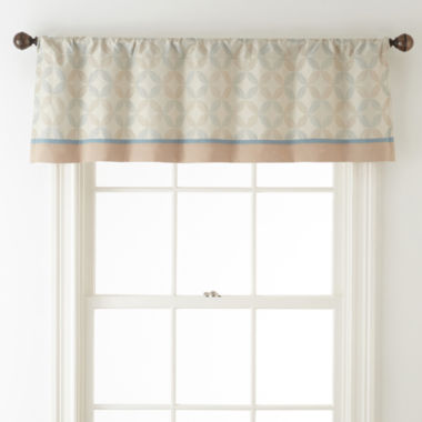 jcpenney.com | Studio™ Dylan Rod-Pocket Valance