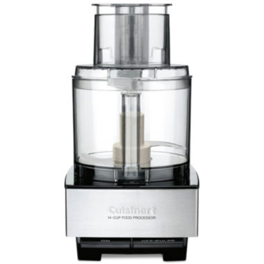 jcpenney.com | Cuisinart® Custom 14™ 14-Cup Food Processor Brushed Metal Series