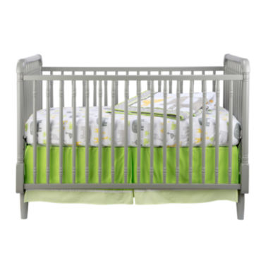 jcpenney.com | Rockland Jenny Lind Convertible Crib - Moon Grey