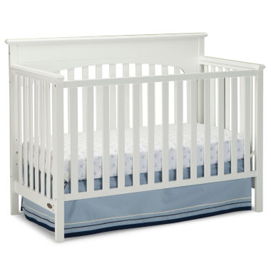 jcpenney.com | Graco® Lauren 4-In-1 Convertible Crib