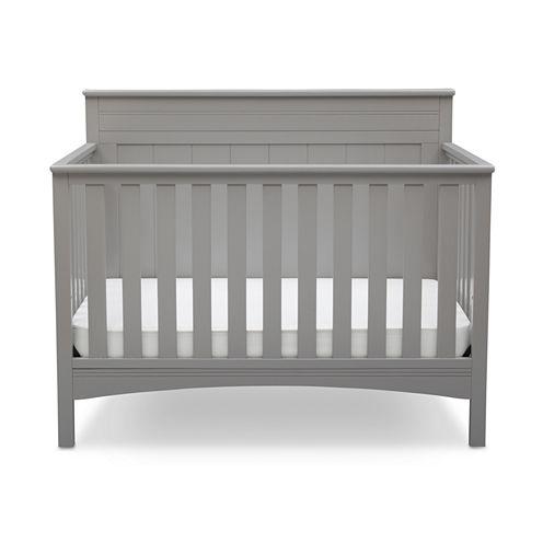 Delta Children Fancy 4-in-1 Convertible Crib