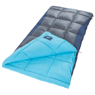 jcpenney.com | Coleman® Heaton Peak™ 30°F Big & Tall Sleeping Bag