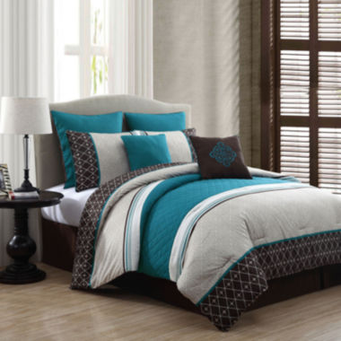 jcpenney.com | Avondale Manor Phyllis Reversible 8-pc. Comforter Set