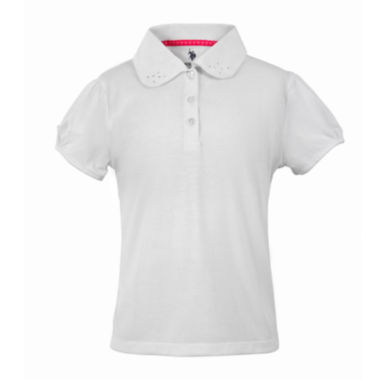 jcpenney.com | U.S. Polo Assn.® Short-Sleeve Knit Polo - Girls 7-16