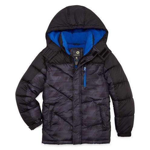 Xersion Puffer Jacket - Boys Toddler