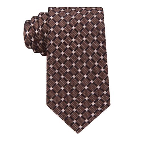 Stafford Super Shirt 1 Spinner Grid Tie