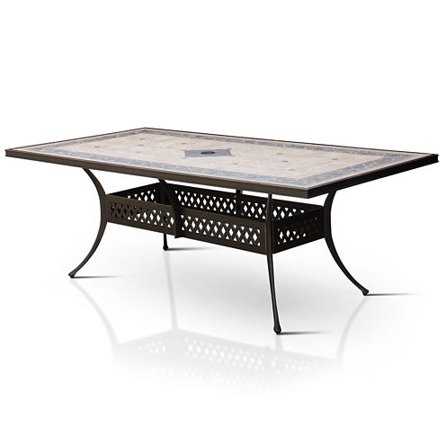 Silvon Patio Dining Table
