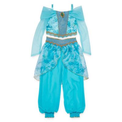Disney Collection 2-pc. Jasmine Costume - Girls
