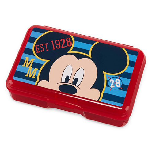 Disney Mickey Mouse Pencil Box