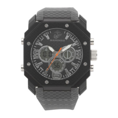 jcpenney.com | Wrist Armor® C28 Mens US Marine Corps Analog-Digital Chronograph Watch
