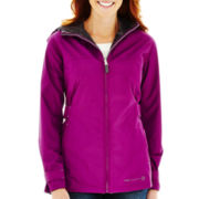 Free Country® Radiance Lightweight Soft Shell Hooded Jacket - Talls