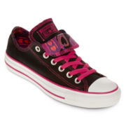 Converse Chuck Taylor All Star Womens Double-Tongue Sneakers