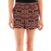 by&by Print Soft Shorts