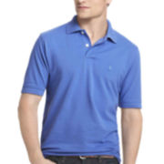 IZOD® Short-Sleeve Solid Polo Shirt