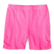 Total Girl® Bike Shorts - Girls 6-16