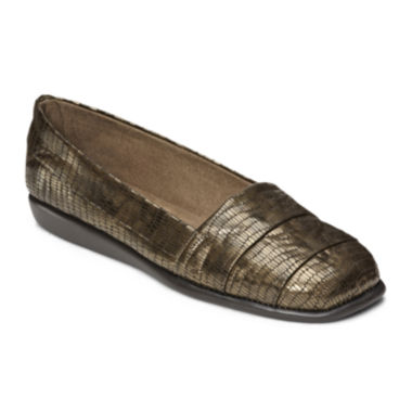 jcpenney.com | A2 by Aerosoles® Softball Loafers - Wide Width