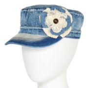 Mixit™ Denim Cadet Hat