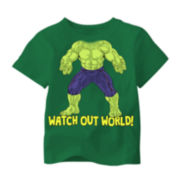 Hulk Graphic Tee - Toddler Boys 2t-5t