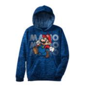Mario Fleece Hoodie - Boys 8-20