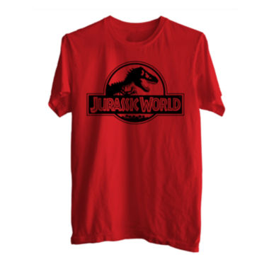 jcpenney.com | Jurassic World Logo Graphic Tee - Boys 8-20