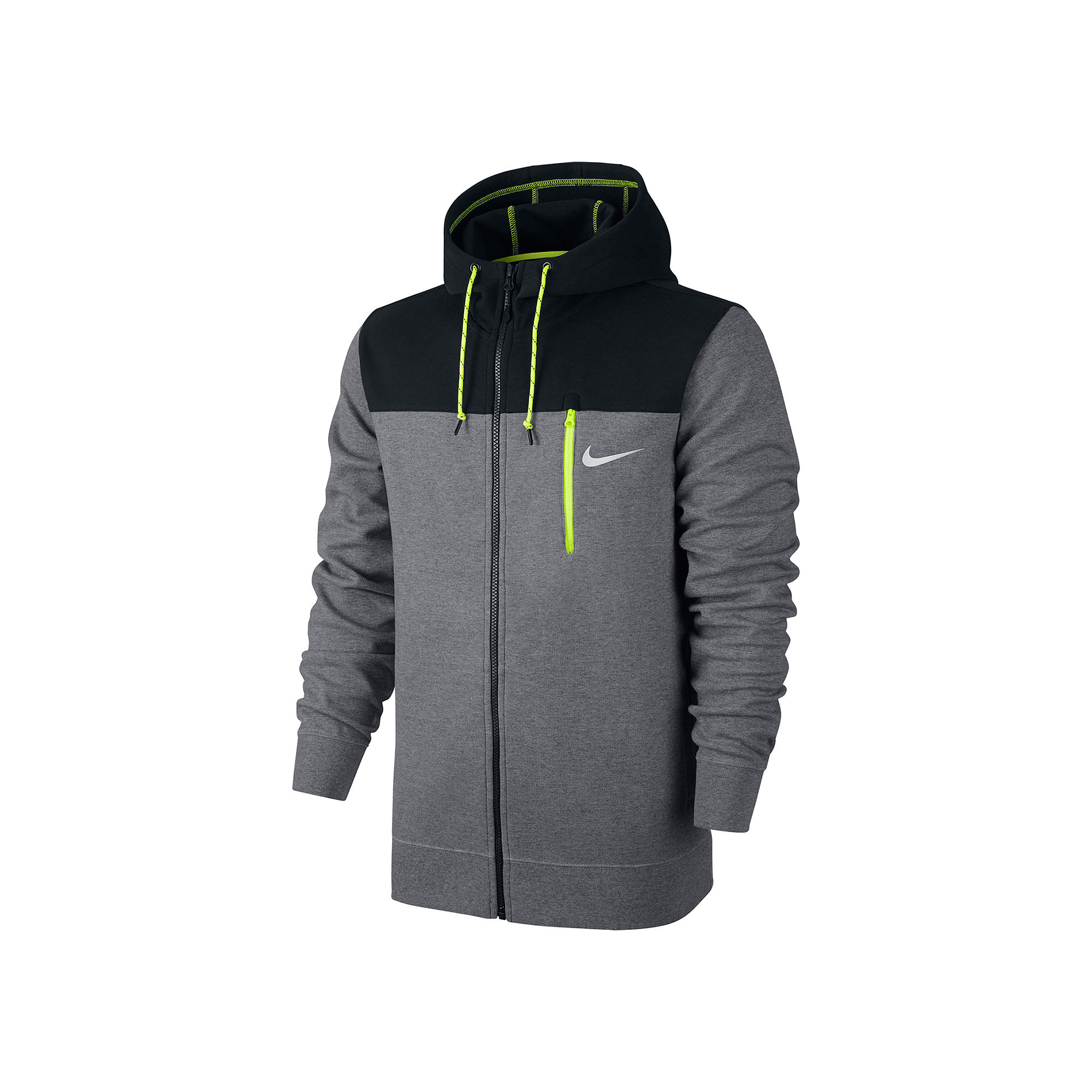 check out 9f177 b64b9 ... UPC 885179645418 product image for Nike AW15 Fleece Full-Zip Hoodie    upcitemdb.com ...